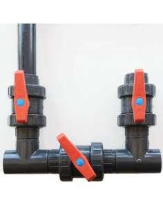 Kit ByPass PVC 50 mm