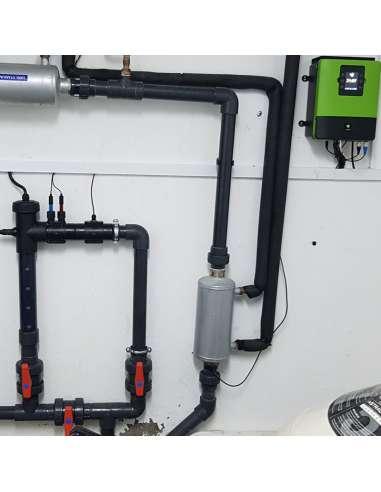 Instalación de cloradores salinos para piscinas precio