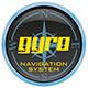 Etiqueta gyro system naviation