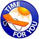 etiqueta time for you